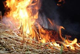У Їжівцях 30-річний чоловік підпалив гараж