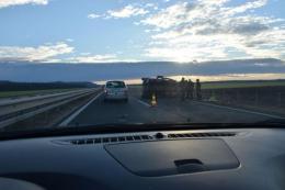 У Словенії внаслідок зіткнення мікроавтобусів, за кермом яких були буковинці, загинула жінка (фото)