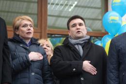 На Буковині міністри та посли відкрили новозбудовану школу (фото)