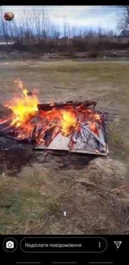 У Сторожинці невідомі понищили міський пляж (фото)