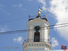 Чернівецька міська ратуша