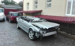 На Буковині засудили водія Jaguar на «євробляхах», який спричинив смертельну ДТП