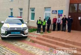 У Вижницькому районі запрацювала четверта поліцейська станція