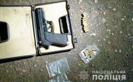 У буковинців вилучили арсенал зброї (фото)