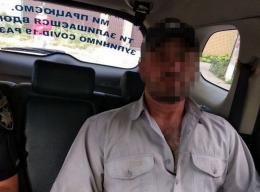 Чоловіка, якого розшукували у Чернівцях, затримали в іншій області