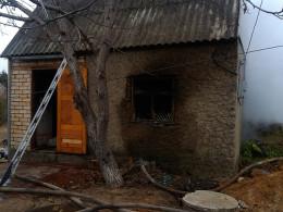 Два житлових будинки горіли на Буковині за минулу добу