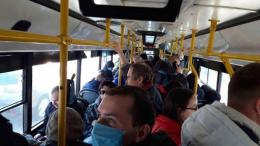 У Чернівцях штрафуватимуть пасажирів тролейбусів без масок і квитків