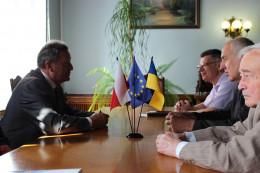 Чернівецький університет співпрацюватиме з польською Державною вищою фаховою школою