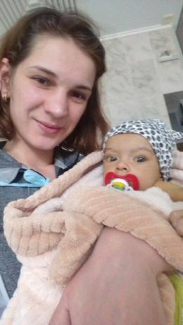 Маленькій Софійці з Буковини необхідна термінова допомога