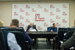 Хто йде до Чернівецької міськради від «Партії Чернівчан» (повний список кандидатів)