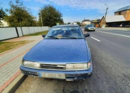 У Мамаївцях водій Mazda збив чоловіка на пішохідному переході