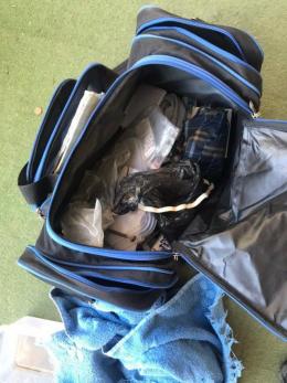 Правоохоронці не виявили в сумці вибухівку