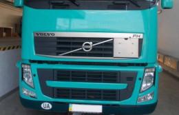 Через 160 пачок цигарок водій позбувся вантажного автомобіля марки «VOLVO»