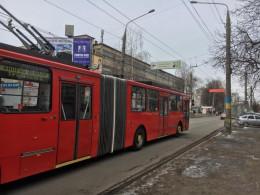 Чернівецька служба зайнятості пропонує безробітним опанувати професію водія тролейбуса