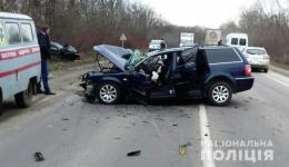 У поліції Буковини розповіли деталі аварії, у якій постраждала дитина