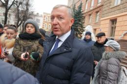 Губернатор Буковини Сергій Осачук