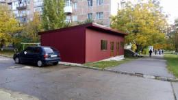 У Новодністровську жителі обурені масовим встановленням МАФів у спальних мікройонах