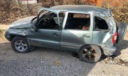 """На Буковині """"Нива"""" з'їхала у кювет, загинув водій"""