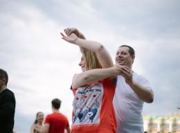 У Чернівцях проводитимуть танцювальні вечори просто неба