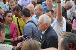Олександр Фищук спростував чутки про усунення його з посади
