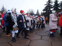 """На Буковині відбулися """"Різдвяні зустрічі"""" (фото)"""