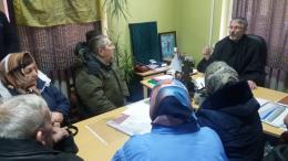 У Чернівцях митрополит Данило зустрівся з громадою, яка попрощалась з Моськовським патріархатом