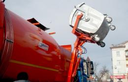Чернівці закуплять у лізинг машини для збирання й перевезення сміття