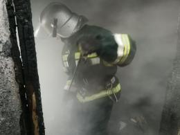 На Буковині згорів житловий будинок