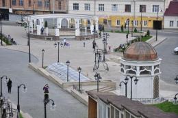Депутат міськради Валерій Чинуш хоче побудувати у центрі Чернівців кам'яну каплицю
