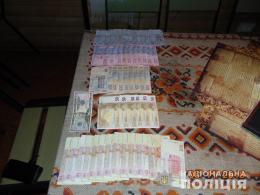 Поліцейські по «гарячих» слідах викрили злодія, який у Великому Кучурові з приміщення бару викрав всю виручку (фото)