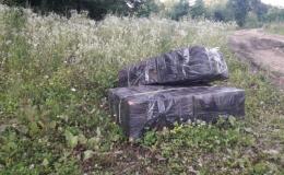 На буковинському кордоні знову затримували контрабандистів