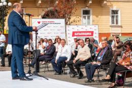 На Буковині відмовились реєструвати список «Батьківщини» до міської ради
