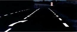 Розмітка на дорогах Буковини буде зі світловідбивальним ефектом