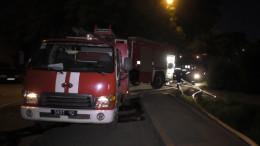 У Чернівцях на пожежі, яка виникла у квартирі п'ятиповерхового будинку, загинула одна людина