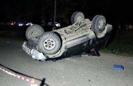 """На Буковині під час ДТП, де перекинувся """"Мітсубісі Паджеро"""" на єврономерах, загинув 25-річний водій"""