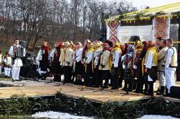 У Чернівцях відбулося обласне театралізоване етнографічне свято «Від Різдва Христового до Йордану» (фото)