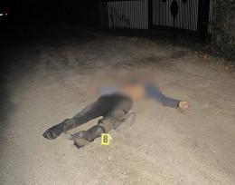 На Буковині «БМВ» на єврономерах збив на смерть чоловіка (фото)