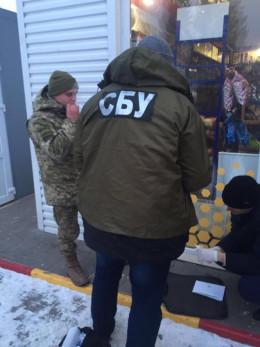 На Буковині на хабарі 1000 євро затримали прикордонника