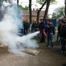 Чернівецьким школярам провели екскурсії до пожежно-рятувальних частин