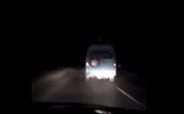 На Буковині поліцейські більше трьох годин наздоганяли п'яного водія