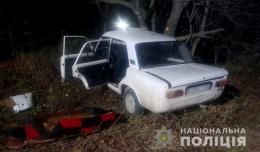 На Буковині «Жигулі» врізались у дерево, постраждало двоє людей (фото)