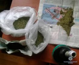 У Чернівцях поліцейські затримали наркоторговця