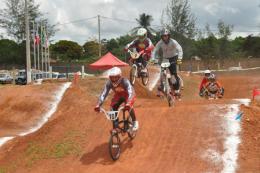 Велогонщики Буковини провели змагання на важкій трасі