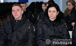 Понад два десятки новобранців поповнили лави поліції Буковини
