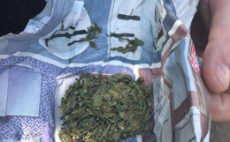 Патрульні в Чернівцях знайшли у водія наркотики