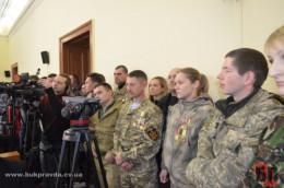 На Буковині 11 бійців-добровольців отримали статус учасників АТО