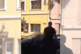 У Чернівцях водій-порушник погрожував поліцейському, який зробив йому зауваження
