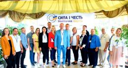 """Хто йде до Чернівецької облради від партії """"Сила і честь"""" (список кандидатів)"""