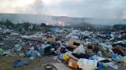 Львівське сміття хочуть вивозити на звалище під Хотином