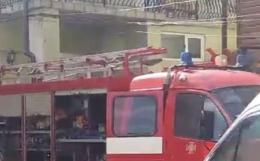 У Чернівцях на Героїв Майдану горіла квартира